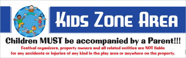 Kids Zone Parent Notice