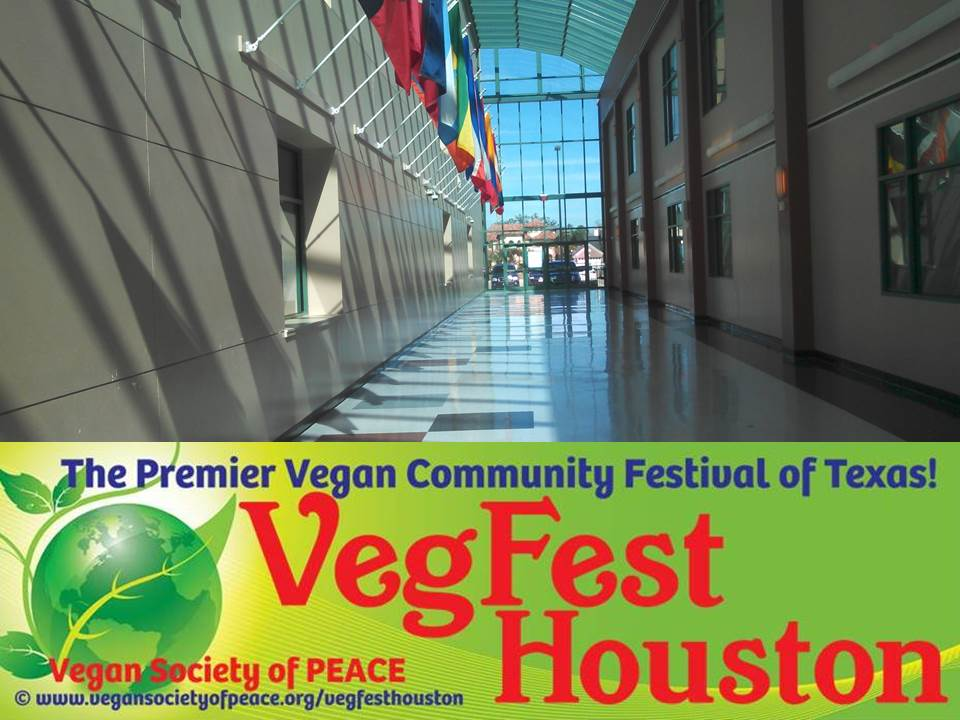 Pershing VegFest Houston