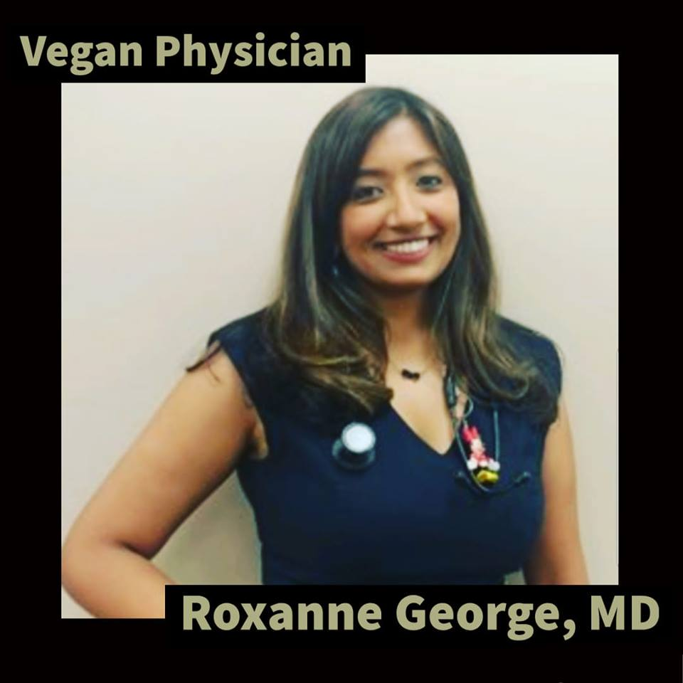 Roxanne George Vegan Physician