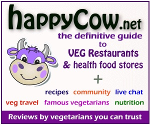 Happy Cow Website
